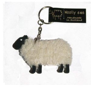 Woolly Ewe White