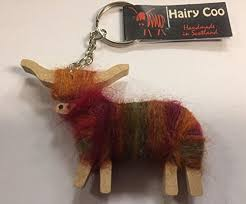 red hairy coo