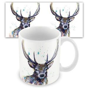 KW - Splatter Stag 2 (Hart) - Mug